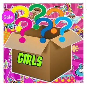 Kids Mystery Box For Girls ???